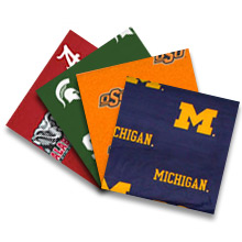College Logo Covers