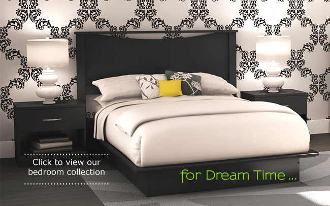View bedroom furniture collection