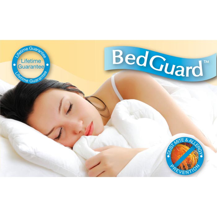 BedGuard Twin Futon Mattress Protector