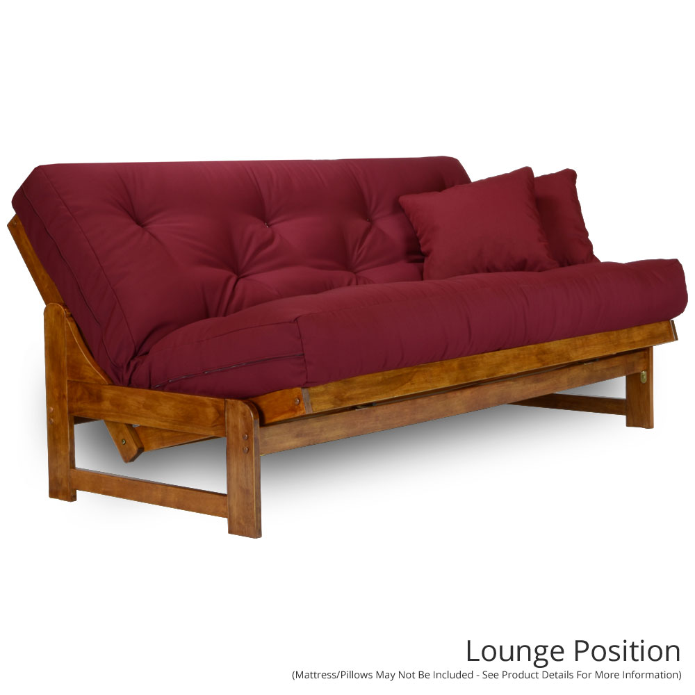 Arden Wood Futon Frame Set Armless U