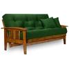 Westfield Wood Futon Frame Set Heritage U S A Mattress Nf Wfld