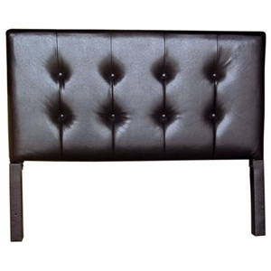Blackstone Button Tufted Headboard - Brown