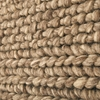 Atlas Gray Rug - Braided, Hand Woven - ABA-8078