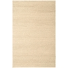Atlas Ivory Rug - Braided, Hand Woven - ABA-8072-5x8