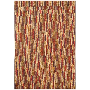 Atlas Vineyard Rug - Braided, Hand Woven