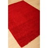 Domino Shag Rug - Red - ABA-1303