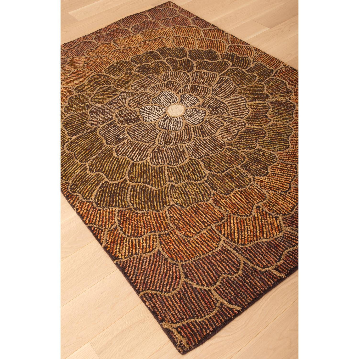 Lifestyle Camilla Rug - Hand Tufted, Wool - ABA-9798