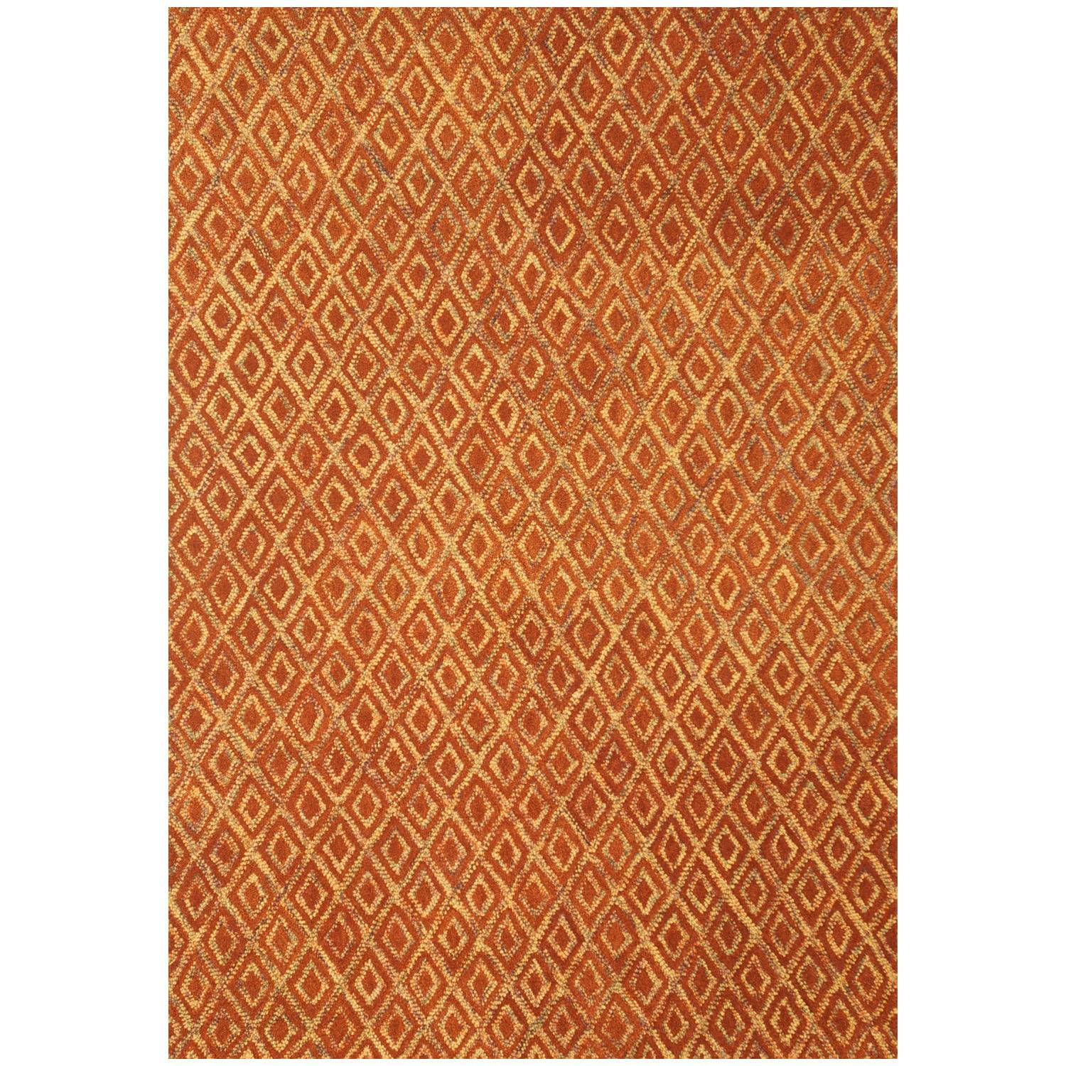 Lifestyle Tennille Rug - Hand Tufted, Wool - ABA-9822-5x8