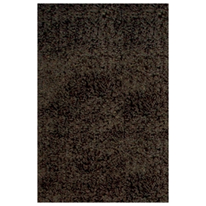 Lifestyle Shag Rug - Chocolate