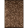 Napa Brooks Rug - Chocolate - ABA-6057