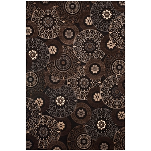 Sonoma Lundy Rug - Chocolate