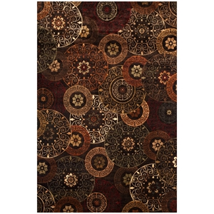 Sonoma Lundy Rug - Brown