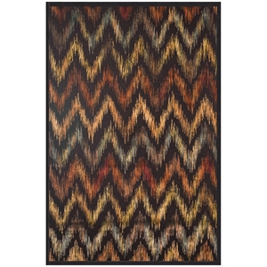 Sonoma Kenton Rug - Chocolate