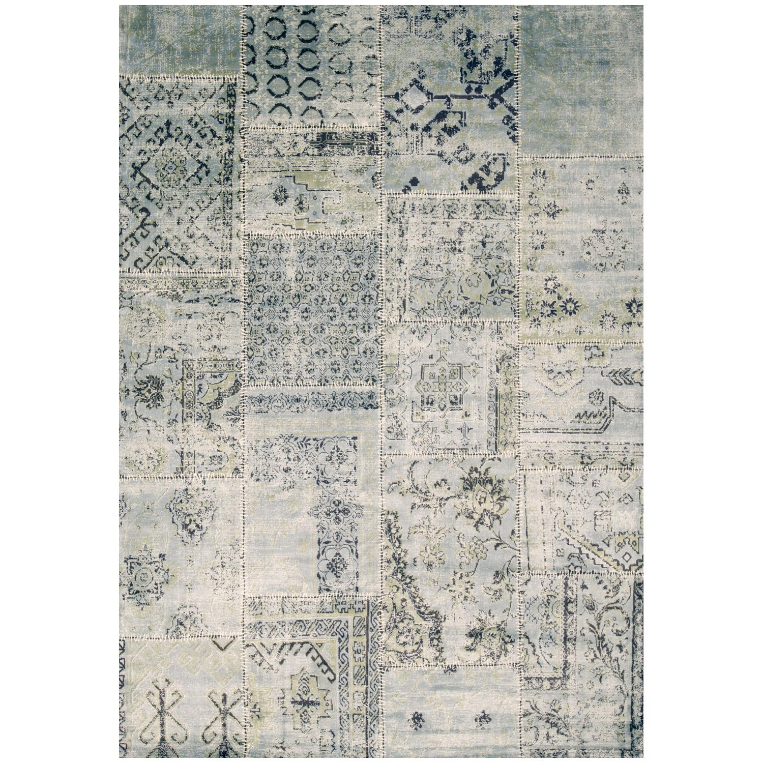Sonoma Old World Rug - Light Blue - ABA-7058-5x8