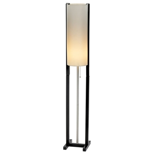 Bridges Floor Lamp with H-Shaped Base
