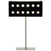 Dice Table Lamp in Black - ADE-6096-01