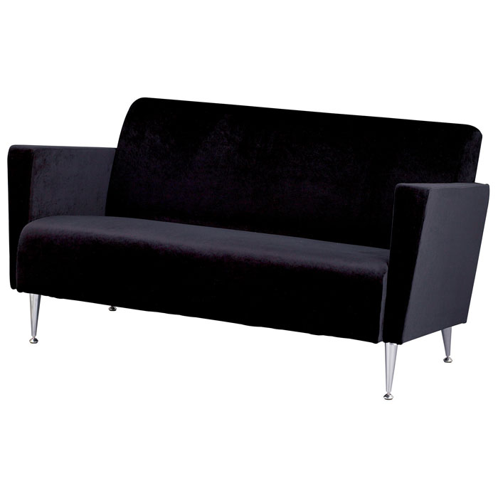 memphis contemporary loveseat dcg stores