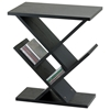 Zigzag Black Accent Table - ADE-WK4614-01