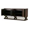 ... Halifax 4-Door Buffet Table - Espresso, Hidden Drawers - ACD-3410- ... - Halifax 4-Door Buffet Table - Espresso, Hidden Drawers DCG Stores