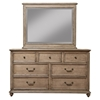 Melbourne Bedroom Set - French Truffle - ALP-1200-BED-SET