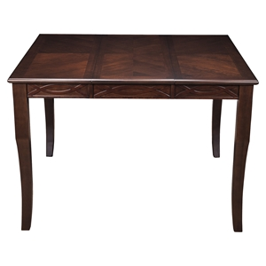 Columbia Extension Pub Table - Walnut