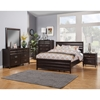 Legacy Panel Bed - Black Cherry - ALP-1788-BED