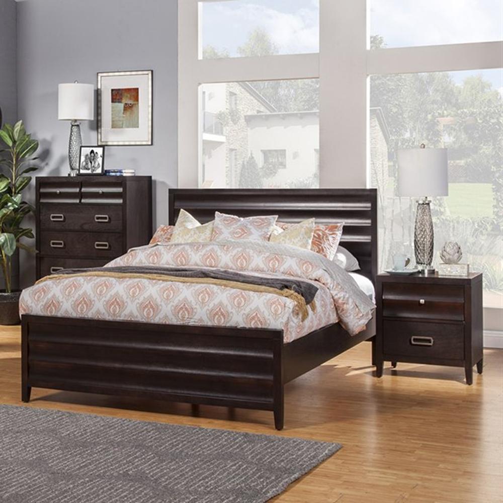 Legacy Bedroom Set - Black Cherry