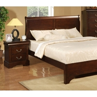 West Haven Bed with Nightstands