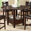 Morgan Counter Height Drop Leaf Table DCG Stores - Counter height dining table with leaf