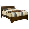 Chesapeake Sleigh Bed - Cappuccino - ALP-3200-BED