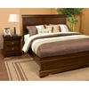 Chesapeake Panel Bed with Nightstands - ALP-3206-3202-3PC-SET