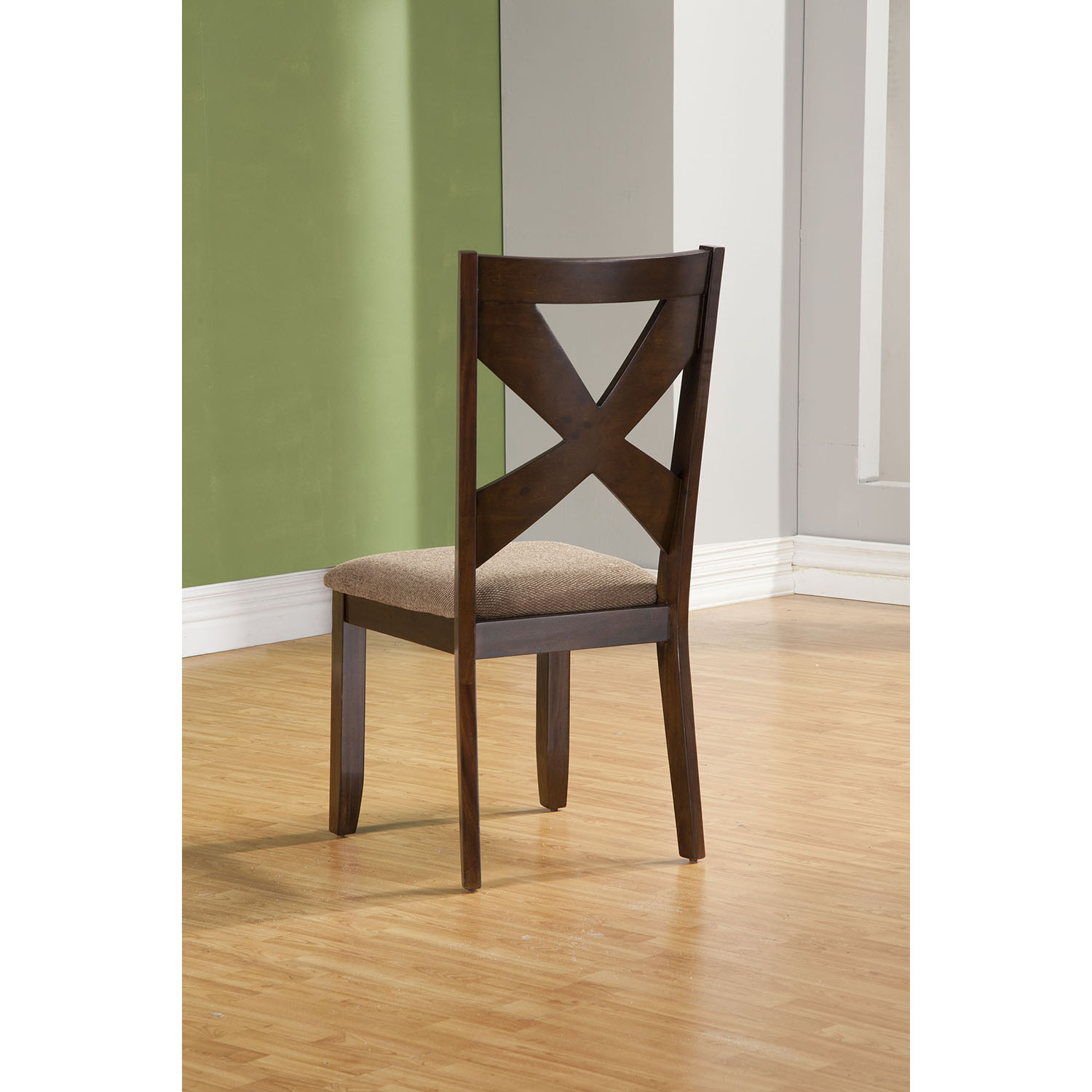 Albany Side Chair - Dark Oak - ALP-4278-02