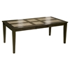 Piedmont Dining Table - Dark Walnut, Tile Top, Butterfly Leaf - ALP-566-01