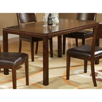 Medford Dining Table in Cappuccino