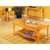 Sausalito Coffee Table - Natural Finish - ALP-62-00