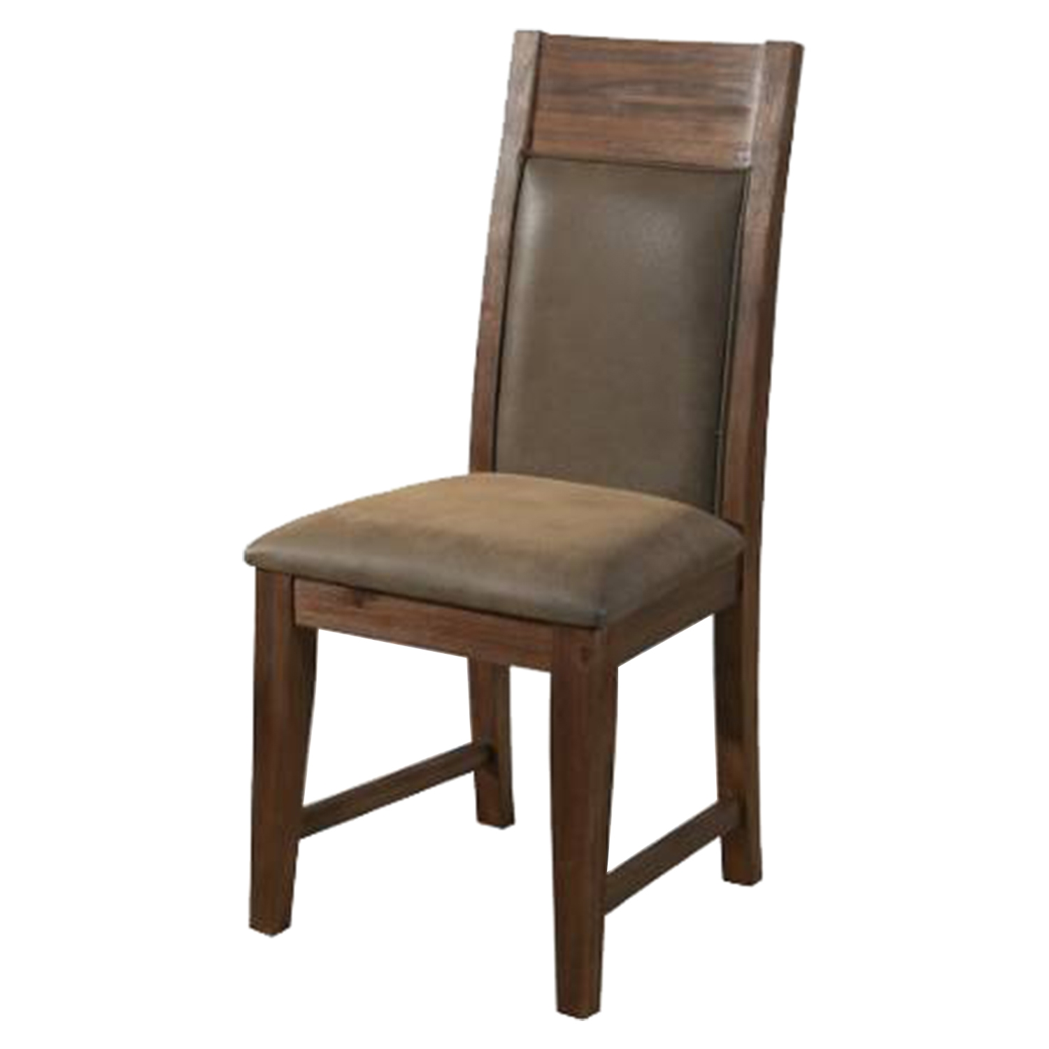 Pierre Side Chair - Antique Cappuccino - ALP-8104-02