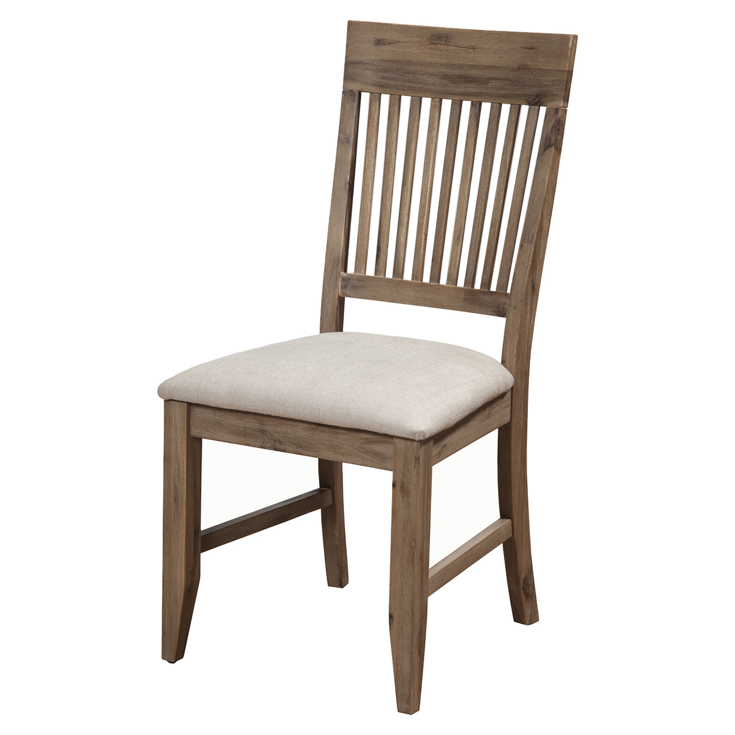 Aspen Side Chair - Antique Natural - ALP-8812-02