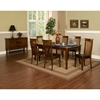 Oakdale Server - Dark Oak - ALP-8931-06