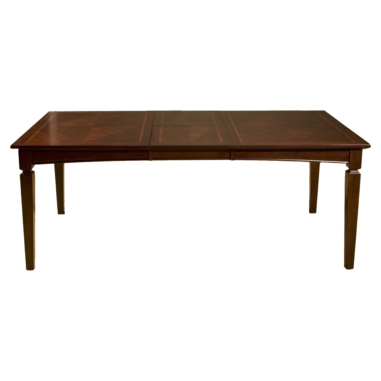 Charmant Antioch Extension Dining Table   Butterfly Leaf, Medium Cherry    ALP 8933 01 ...