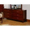 Newport Six Drawer Dresser - ALP-NC-03