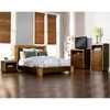 Jimbaran Bay Bedroom Set - Tobacco - ALP-ORI-811-BED-SET