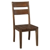Napa Wooden Side Chair - Salvaged Brown - ALP-ORI-813-02