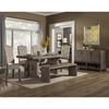 Fiji Bench - Weathered Gray - ALP-ORI-814-03