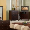 Solana Wood Chest in Cappuccino - ALP-SK-05
