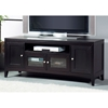Vista TV Console in Dark Espresso - ALP-SV-09