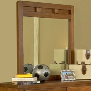 Heartland Rectangle Wood Frame Mirror