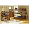 Heartland Twin Bunk Bed in Spice Brown - AW-1800-33BNK