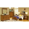 Heartland 5-Drawer Chest in Spice Brown - AW-1800-150