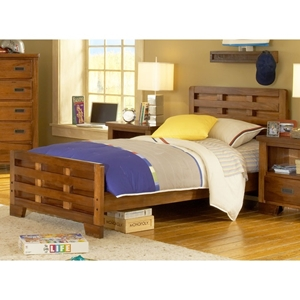 Heartland Wooden Platform Bed
