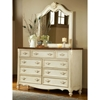 Chateau Antique White 9-Drawer Dresser - AW-3501-290